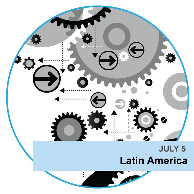 July 8, Latin America