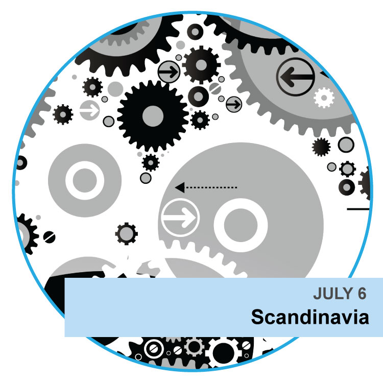 July 6, Scandinavia